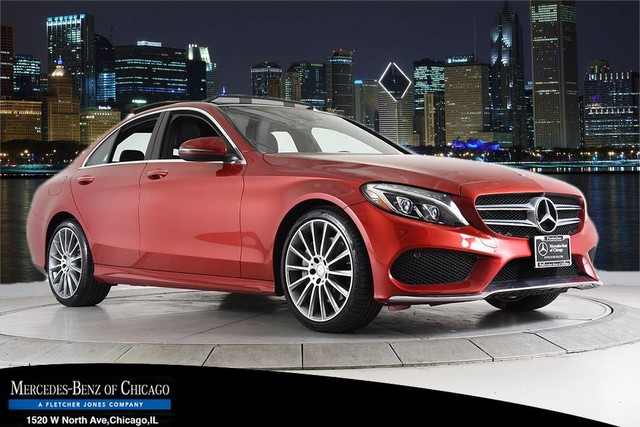 Certified Pre Owned 2016 Mercedes Benz C Cl 300 Sport
