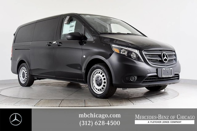 New 2019 Mercedes Benz Metris Penger Van Worker Minivan In Chicago S8383 Of