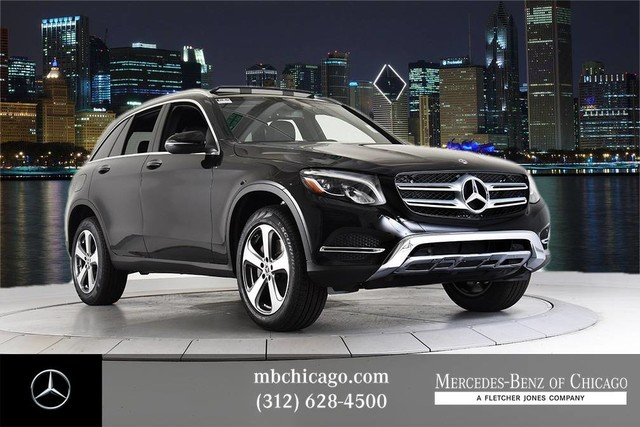 New 2019 Mercedes-Benz GLC 300 4MATIC®