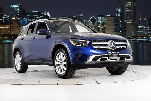 2020 GLC 300 4MATIC® SUV Previous Loaner