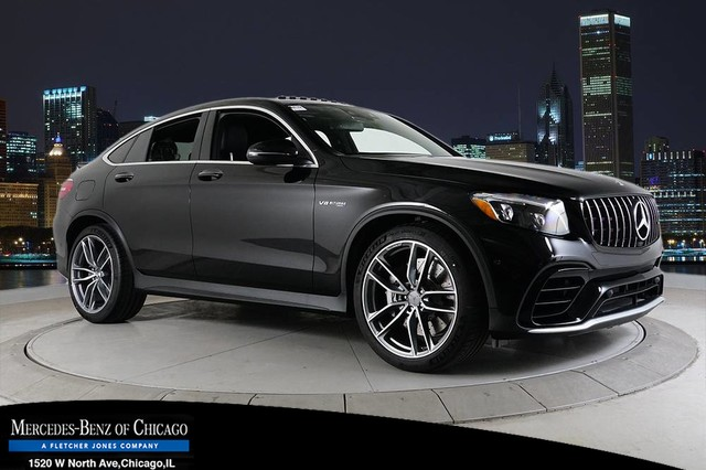 new 2018 mercedes benz glc amg glc 63 coupe in chicago. Black Bedroom Furniture Sets. Home Design Ideas
