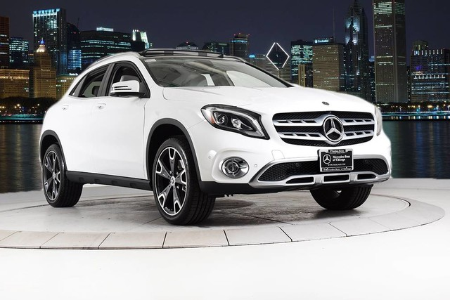 Certified Pre-Owned 2020 GLA 250 4MATIC® SUV Previous Loaner