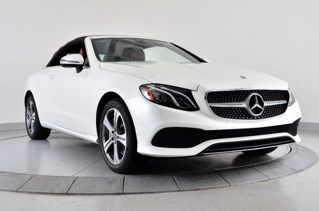 New 2018 Mercedes Benz E Cl 400