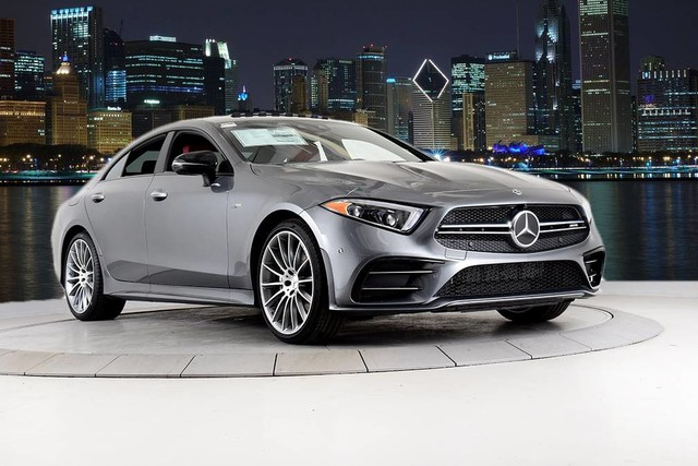 New 2020 Mercedes-Benz CLS AMG® CLS 53