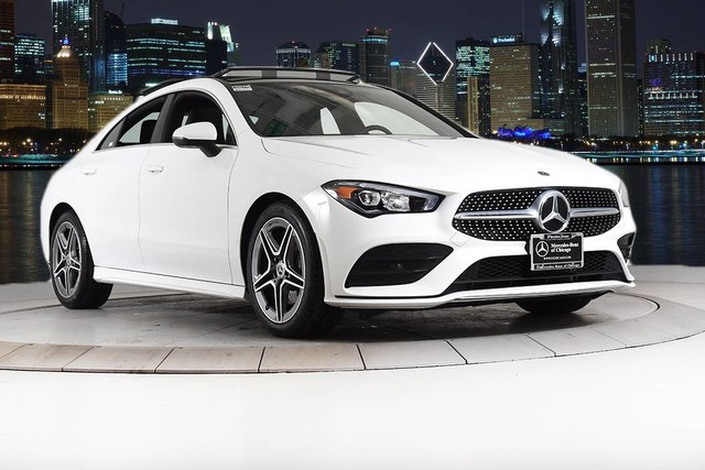 2020 CLA 250 4MATIC® Previous Loaner