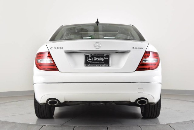 Pre-Owned 2013 Mercedes-Benz C-Class C300 Luxury 4matic