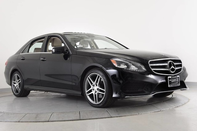 Certified Pre-Owned 2014 Mercedes-Benz E-Class E350 Sport 4Matic
