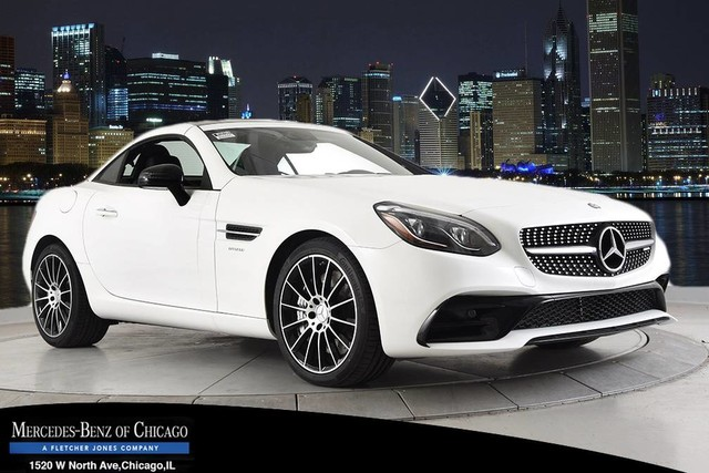 New 2017 mercedes benz slc amg slc 43 convertible in for Mercedes benz parts chicago