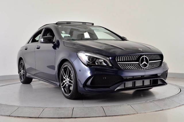 New 2018 mercedes benz cla cla 250 coupe in chicago for Mercedes benz cla 250 msrp