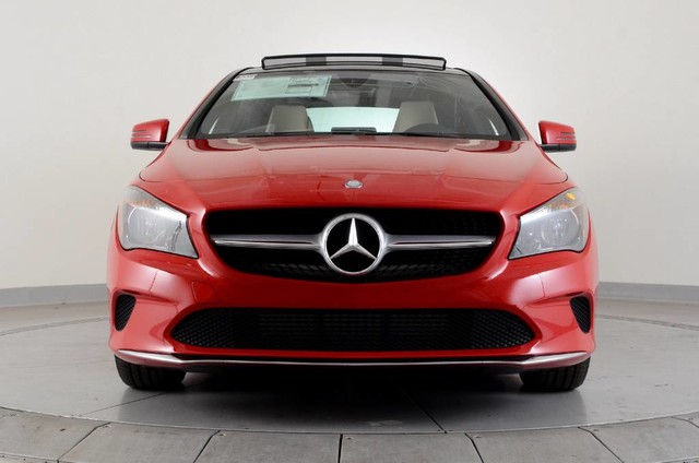 new 2017 mercedes benz cla cla 250 coupe in chicago m16316 mercedes benz of chicago. Black Bedroom Furniture Sets. Home Design Ideas