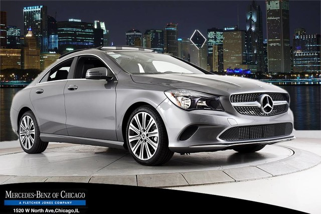 Mercedes Benz Cla >> New 2019 Mercedes Benz Cla Cla 250 Coupe In Chicago M18384