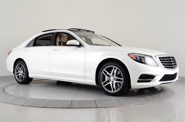 New 2017 mercedes benz s class s 550 4dr car in chicago for 2017 mercedes benz cls class msrp