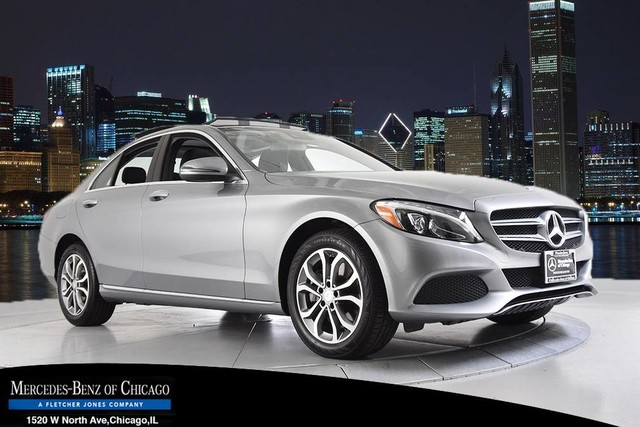 Certified pre owned 2016 mercedes benz c class c300 4matic for Mercedes benz extended warranty price