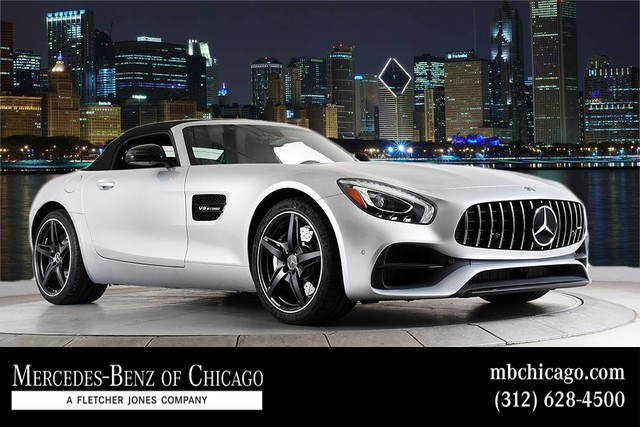 Mercedes Rims For Sale >> New 2018 Mercedes Benz Amg Gt Amg Gt Convertible In Chicago