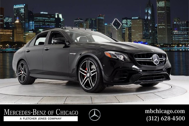 New 2019 Mercedes Benz E Class Amg E 63 S Sedan In Chicago M18860