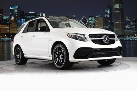 Certified Pre-Owned 2017 Mercedes-Benz GLE AMG® GLE 63