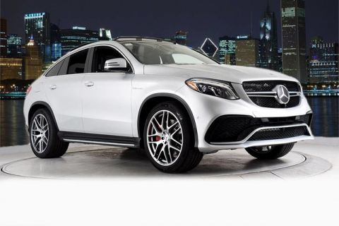 Pre-Owned 2019 Mercedes-Benz GLE AMG® GLE 63 S