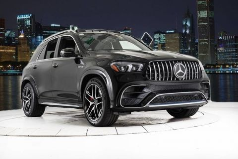 New 2021 Mercedes-Benz GLE AMG® GLE 63 S