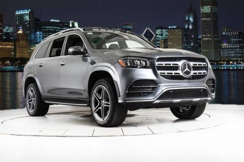 New 2020 Mercedes-Benz GLS GLS 580