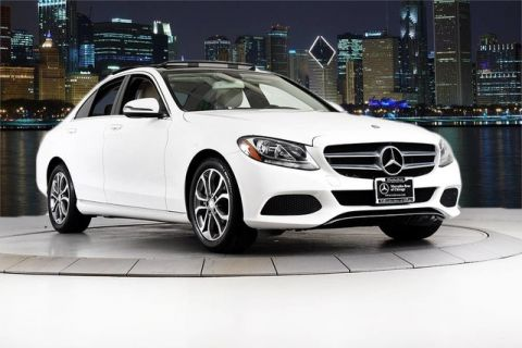 Mercedes Benz Cpo >> Cpo C Class Models For Sale Mercedes Benz Of Chicago