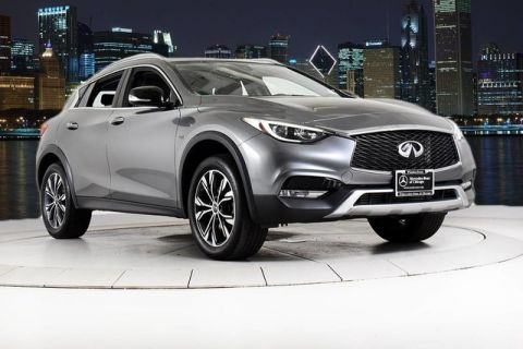 Pre-Owned 2018 INFINITI QX30 ESSENTIAL