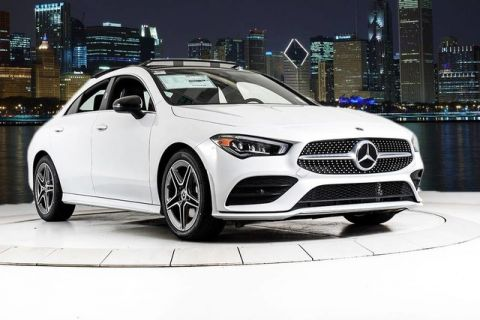 New 2021 Mercedes-Benz CLA CLA 250