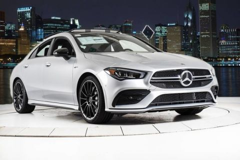 New 2021 Mercedes-Benz CLA AMG® CLA 35