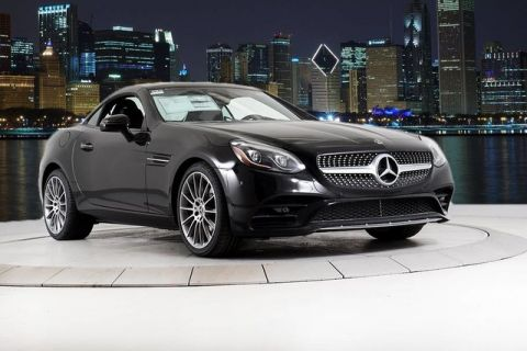 New 2020 Mercedes-Benz SLC SLC 300