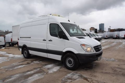 Pre-Owned 2012 Mercedes-Benz Sprinter Cargo Vans