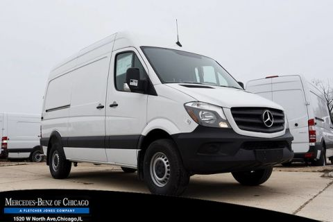 New 2017 Mercedes-Benz Sprinter Cargo Van 2500 Cargo Van