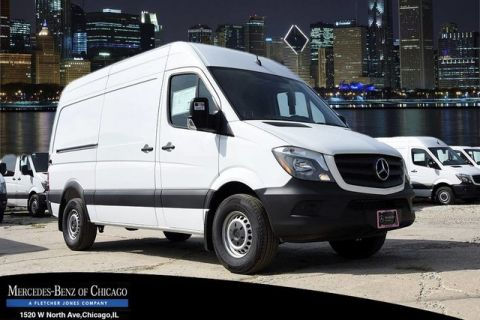 New 2017 Mercedes-Benz Sprinter Cargo Van Rear Wheel Drive Minivan/Van