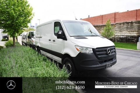 New 2019 Mercedes Benz Sprinter Cargo Van