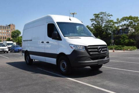 Pre-Owned 2019 Mercedes-Benz Sprinter Cargo Van VAN