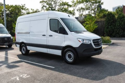 Certified Pre-Owned 2019 Mercedes-Benz Sprinter Cargo Van