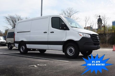 Pre-Owned 2019 Mercedes-Benz Sprinter Cargo Van cARGO
