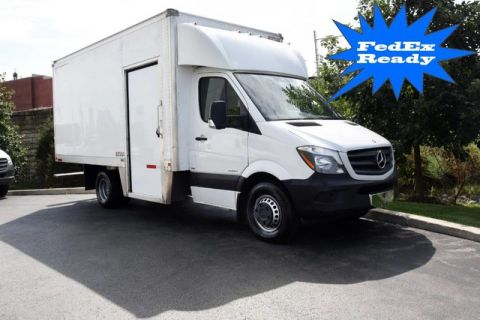 Pre-Owned 2015 Mercedes-Benz Sprinter Chassis-Cabs Chassis-Cab