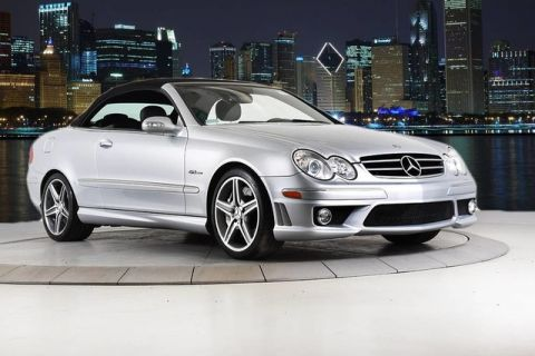 Pre-Owned 2007 Mercedes-Benz CLK 6.3L AMG®