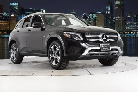 Pre-Owned 2018 Mercedes-Benz GLC GLC 350e