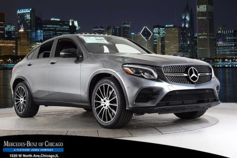 New 2018 Mercedes-Benz-AMG® GLC 43 4MATIC® Coupe All Wheel Drive 4MATIC® Coupe
