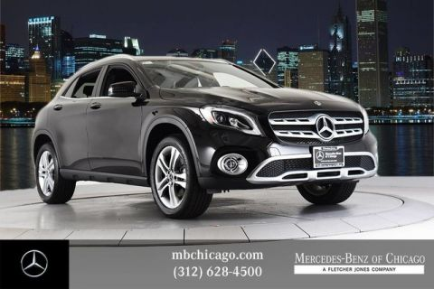 Certified Pre-Owned 2019 Mercedes-Benz GLA GLA 250