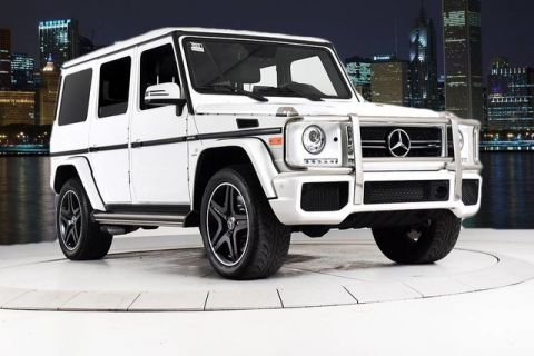 Certified Pre-Owned 2018 Mercedes-Benz G-Class AMG® G 63