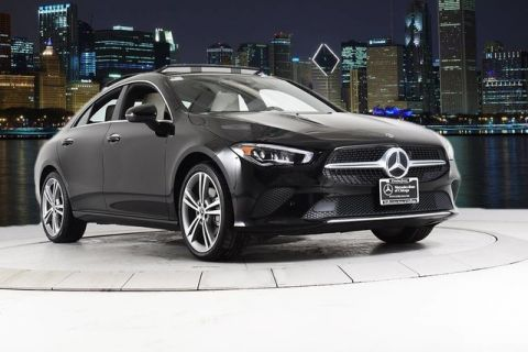 Certified Pre-Owned 2020 Mercedes-Benz CLA CLA 250