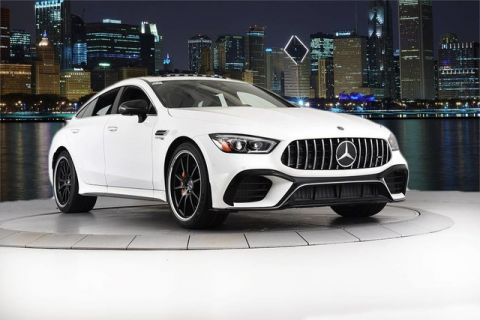 Pre-Owned 2019 Mercedes-Benz AMG® GT AMG® GT 63 S