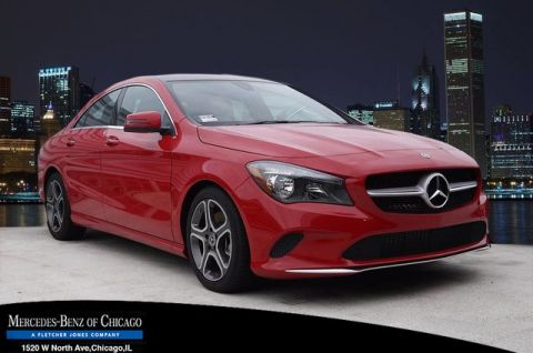 New 2018 Mercedes-Benz CLA 250 4MATIC®