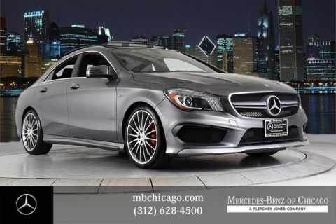 Certified Pre-Owned 2014 Mercedes-Benz CLA CLA 45 AMG®