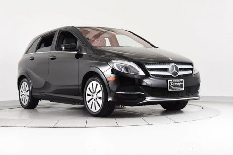 Pre-Owned 2016 Mercedes-Benz B-Class Electric