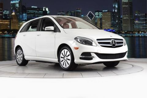 Pre-Owned 2015 Mercedes-Benz B-Class Electric