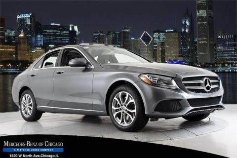 Pre-Owned 2018 Mercedes-Benz C 300 4MATIC®