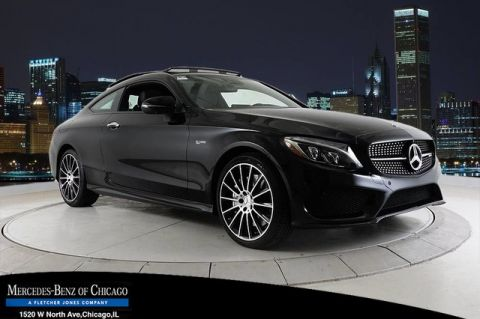 New 2018 Mercedes-Benz C-Class AMG® C 43 Coupe 4MATIC®