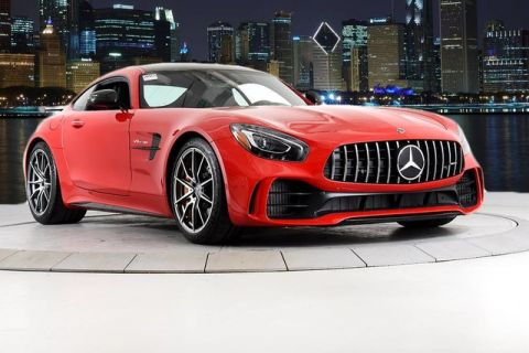 Pre-Owned 2018 Mercedes-Benz AMG® GT AMG® GT R